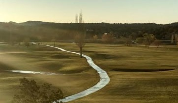 FOX RUN GOLF COURSE REOPENS FRIDAY