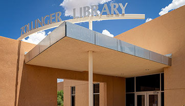 ZOLLINGER LIBRARY UPDATE 8.5.2020