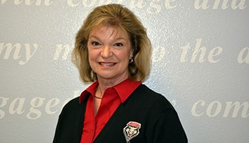 After Nearly Seven Years of Dedicated Service to UNM-Gallup, Mary Lou Mraz Retires.